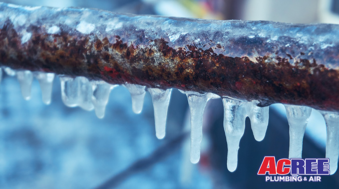 keep your pipes from freezing this winter
